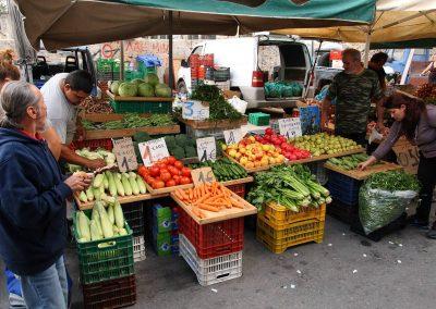 Zelenina a ovoce patří na jídelníček denně