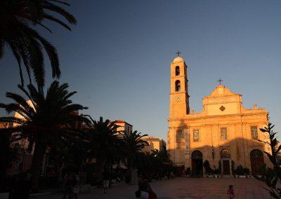 Jeden z největčích kostelů v centru